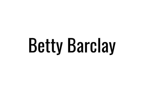 Betty Barclay в Гермес Плаза